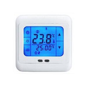 Underfloor Heating Thermostat EBay - Heated floor timer