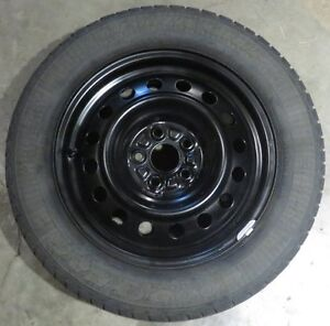 15 inch steel rims with Good Year winter tires on them $150 Strathcona County Edmonton Area image 1