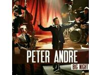 14x Peter Andre, Big Night audio CD. Sealed