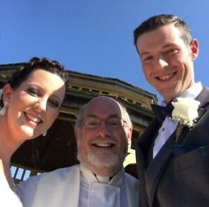 Minister - Wedding Officiant