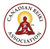 Reiki Master Practitioner Course Cobourg ON area