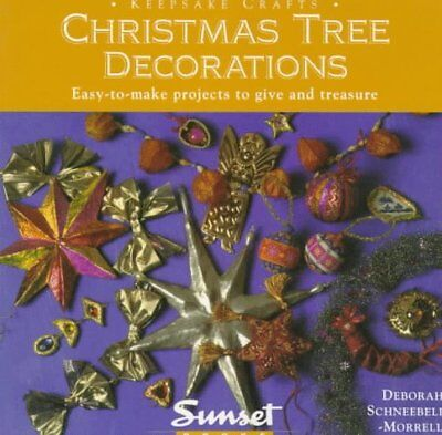 Christmas Tree Decorations/Easy-To-Make Projects t ()