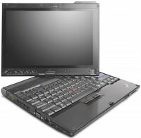 LENOVO / ThinkPad / model x200 T / TABLET / 1 x /