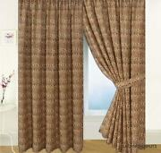 Leopard Print Curtains