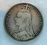 British Silver Crown