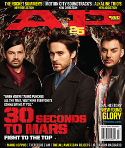 THIRTY SECONDS TO MARS/SECTION 115 ROW M /BELOW COST/SAVE $119