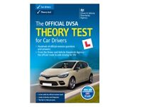 DVSA - car driving theory book
