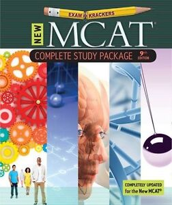 Examkrackers Complete Study Package for NEW MCAT