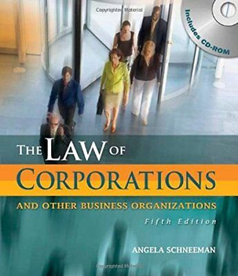 Law of Corporations and Other Business (Law Of Corporations And Other Business Organizations)