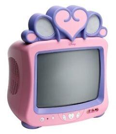 Disney pink tv
