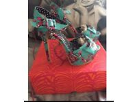 Iron fist shoes size 5 new