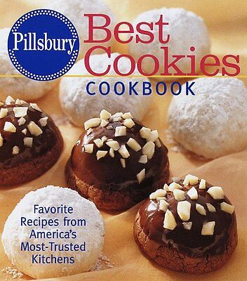 Pillsbury: Best Cookies Cookbook: Favorite Recipes from Americas Most-Trusted -