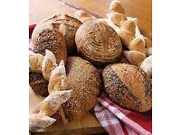 Bread Baker URGENT Notting Hill - £10 per hour - Friendly team