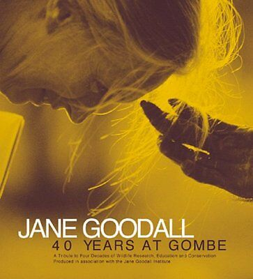 Jane Goodall  40 Years At Gombe