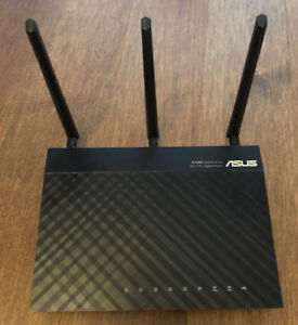 Asus Wireless Gigabit Router: RT-AC66U Dual Band AC1750