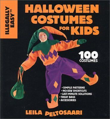 Easy Costumes For Kids (Illegally Easy Halloween Costumes for)