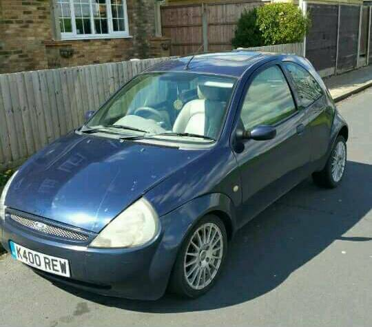 Ford Racing Ka Body Kit In Colchester Essex Gumtree
