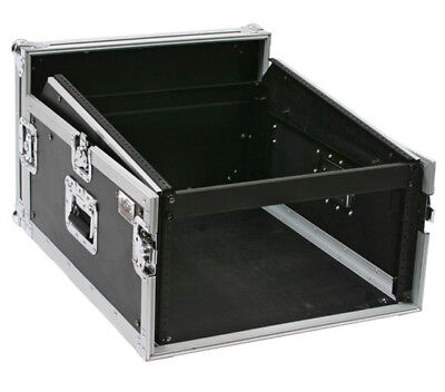 OSP 4-Space ATA Mixer Rack Road Tour Flight Case 12-Space Depth - MC12U-4, usado comprar usado  Enviando para Brazil