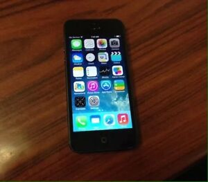 iPhone 5 16gb (Bell)
