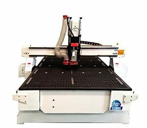 CNC Router Table 5' x 10'  -  Servos all around