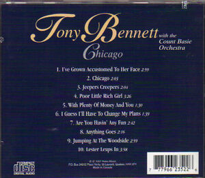 Tony Bennett with the Count Basie Orchestra West Island Greater Montréal image 2