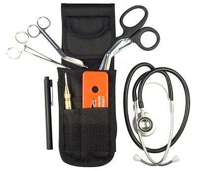 EMI EMERGENCY RESPONSE HOLSTER SET - DUAL HEAD STETHOSCOPE AND MUCH MORE! ()