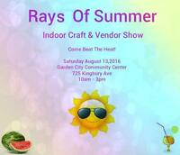 FREE ADMISSION: Dont Miss Out On This Indoor Craft & Vendor Show