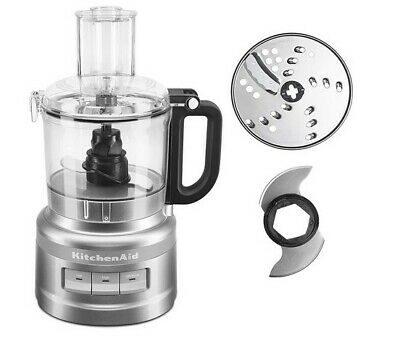 HOT BRAND KitchenAid KFP0718CU Food Processor, 7 Cup, Contour Silver