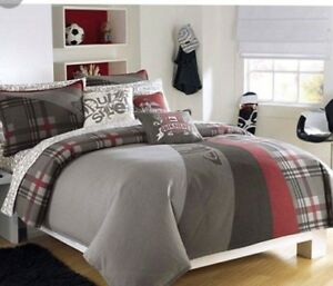 Double Quicksilver Duvet Cover -used