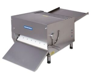 NEW SOMMERSET CDR500F DOUGH AND FONDANT SHEETER