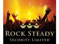 Require SIA Licensed Stewards and Safety Stewards for The Edinburgh Corn Exchange