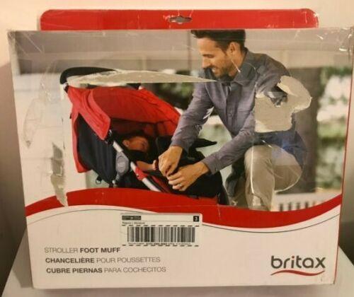 Britax Stroller Foot Muff, Black, S843900
