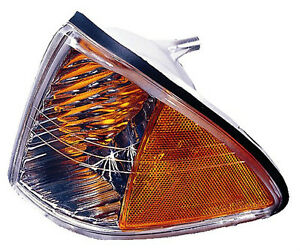 Corner and Bumper Lens, Side Marker, for Civic, CRX, Accord, BMW