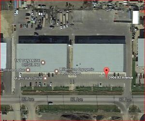 Industrial Bays for Lease in South Edmonton & Leduc