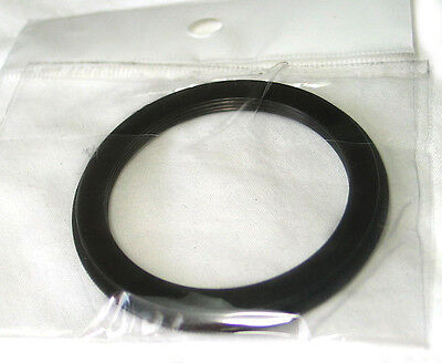 37mm Step Down Ring - Step-down adapter ring 46-37 46mm-37mm Anodized NEW for Camera, from US Seller!!