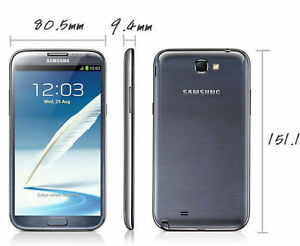 SAMSUNG GALAXY Note 2 UNLOCKED FOR SALE with Warranty