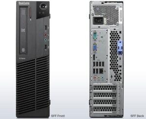 Model : M81 (Lenovo-i5-2400)3.10GHZ]SFF COMPUTER (WIN10Pro)