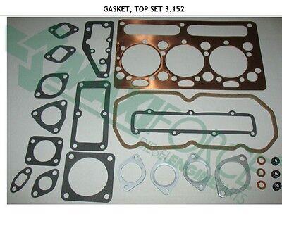 3.152 D3.152 Massey Ferguson 135 150 230 235 245 250 20c 30b Head Gasket Kit Set
