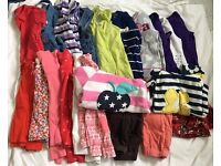 Girls medium clothes bundle good for twins (22pcs) 3-4yrs 50% Next, M&S, LaRedoute, Boots