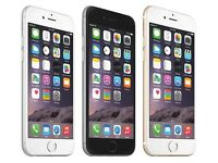 iPhone 6 - 16 GB Used but in good Condition Available in Silver, Space Grey and Gold Colour