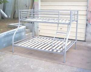 Single / Double Bunk Bed Frame