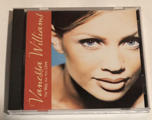 Vanessa Williams The Way That You Love  Rare Mixes Limited Usa Cd Single 1995