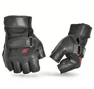 Black Fingerless Gloves | Gloves | eBay