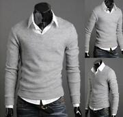 Mens Trendy Sweaters