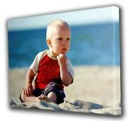 Large Personalised Photo Canvas