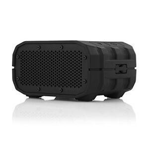 Braven BRV1SBB BRV-1S Series Waterproof Bluetooth Speaker, Black
