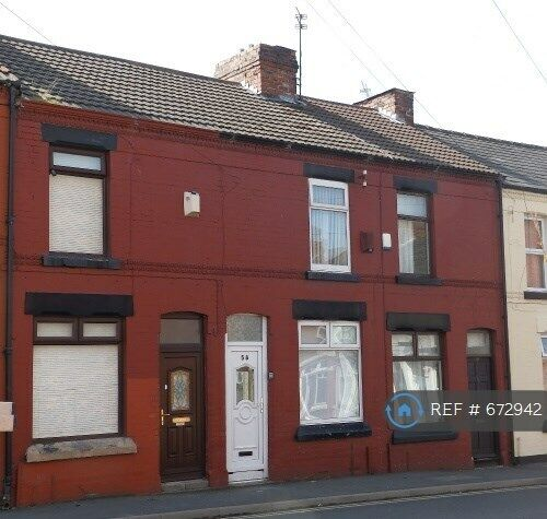 2 Bedroom House In Day Street, Liverpool, L13 (2 Bed