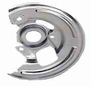 Camaro Backing Plate