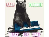 Hip Hop/Rap/Trap beats for sale // Be unique // Stand out from the crowd ! /Music production