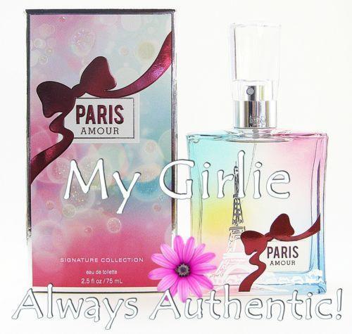 Paris Amour Perfume Women Ebay